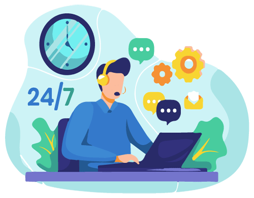 Hire a Hacker and Get 24/7 Support
